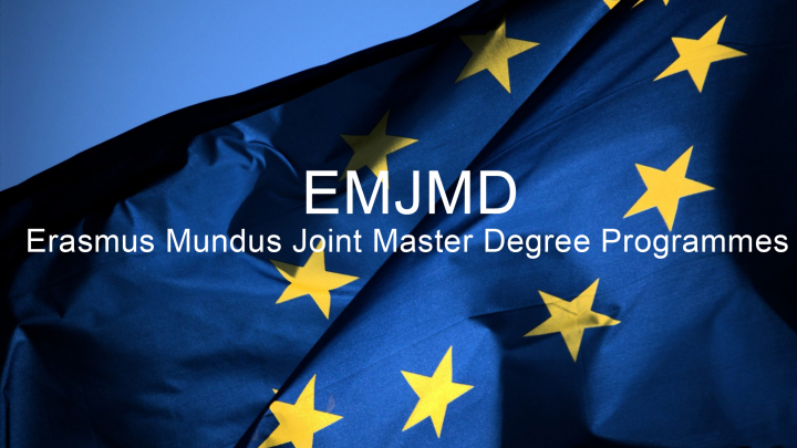 Заставка Erasmus Mundus Joint Master Degree