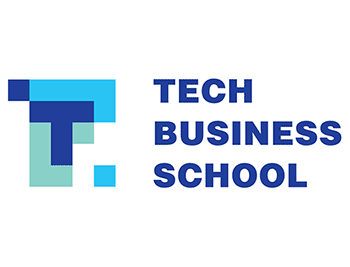 Логотип Tech Business School